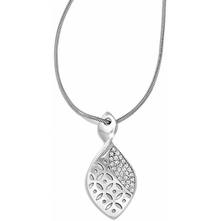 geo twirl geo twirl shine necklace brighton jewelry