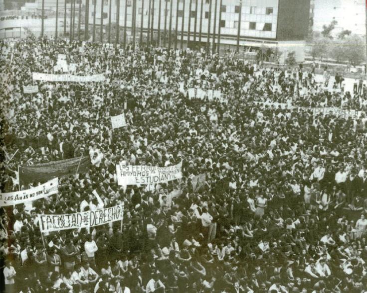 2 de octubre en Tlatelolco