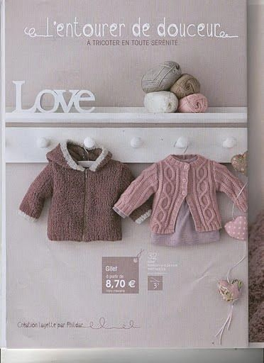 Albums archivés   tricot   Pinterest   Tricot, Tricot bébé et Tricot ... 8538ecc89fc