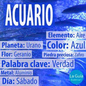 Descubre más sobre Acuario: http://www.laguiaesoterica.com/horoscopos/27-acuario-21-enero-19-febrero.html