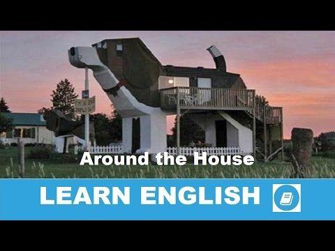 English Vocabulary Builder - Around the House