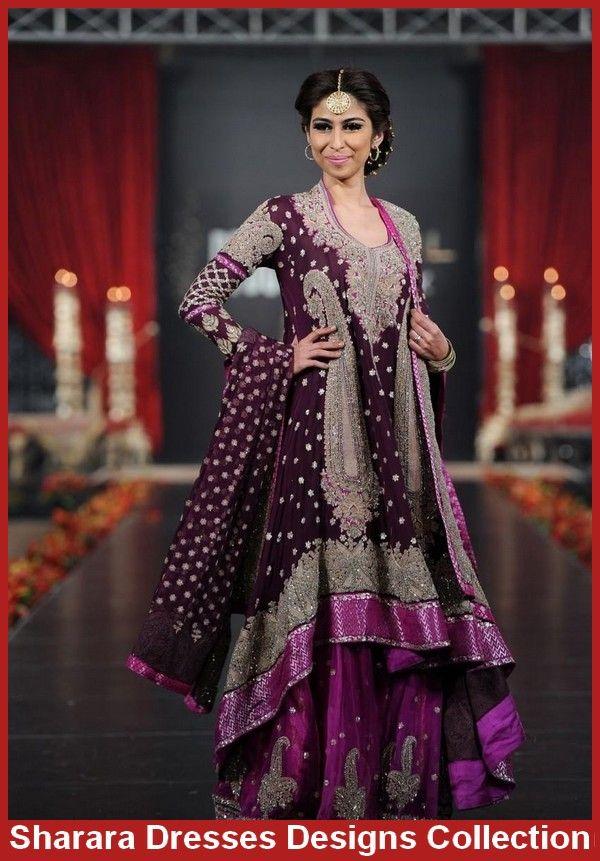 Sharara Gharara Girls Dresses 2015 #PakistaniShararaDress #ShararaDesigns2015