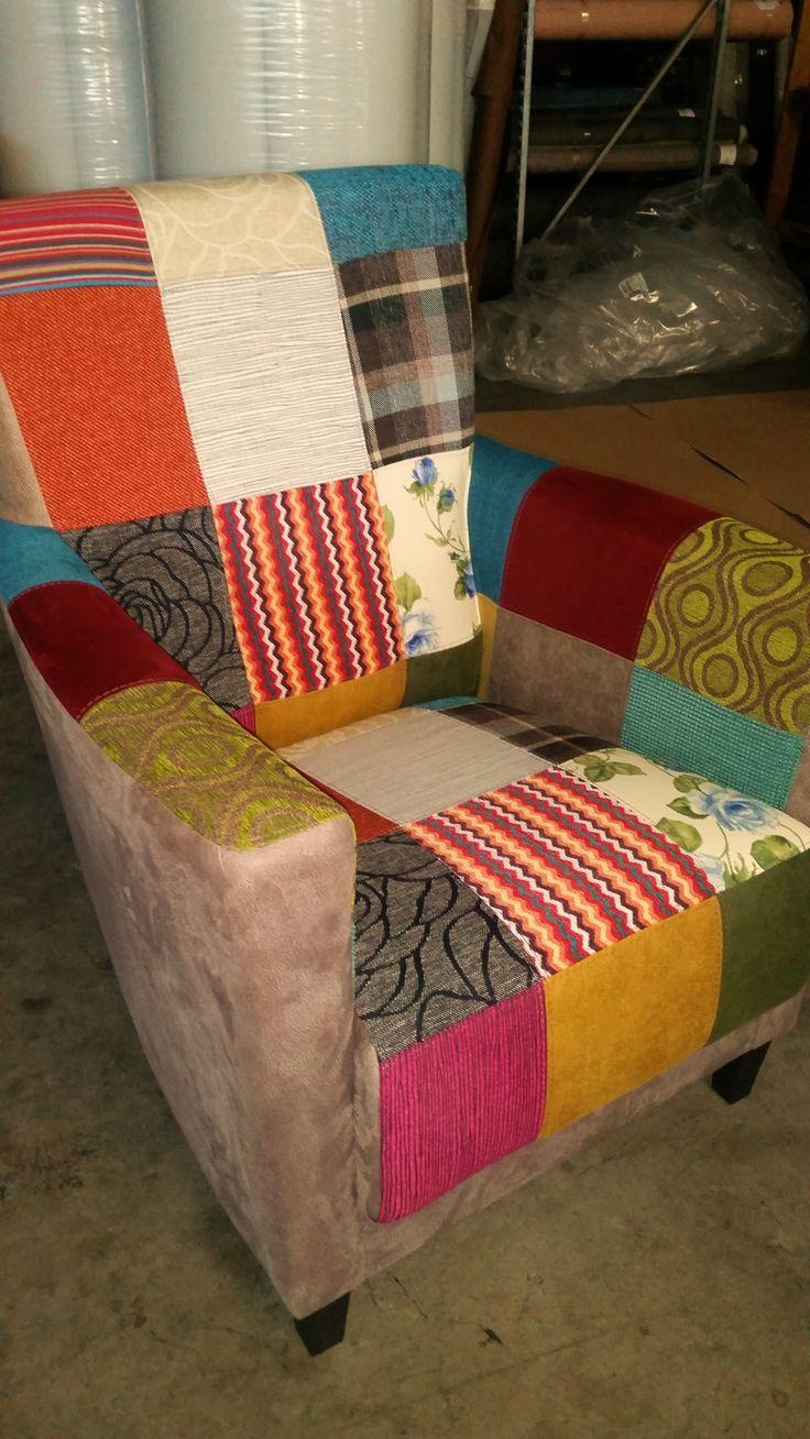 H&B Lifestyle collection #maatwerk #patchwork #zitmeubelen #maatstoel #stoelopmaat #design #maatfauteuil #patchworkbank #kleurenbank #patchworkfauteuil