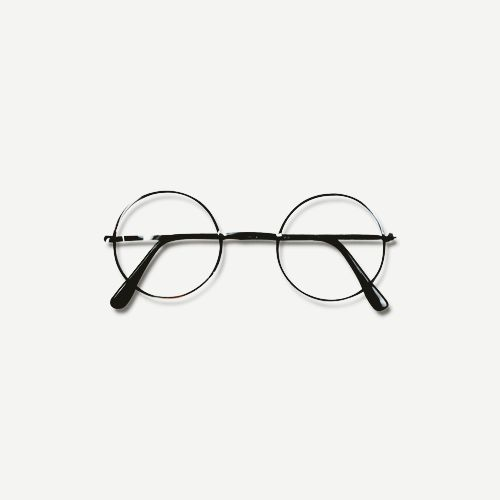Round Glasses (Hopefully I can find a place that sells these in my eye prescription...)