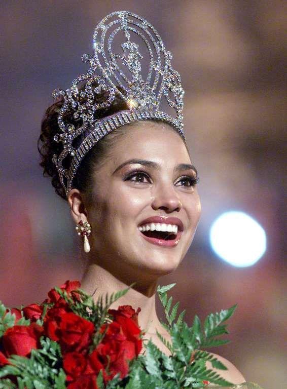 Lara Dutta, Miss Universe (2000) - Reuters