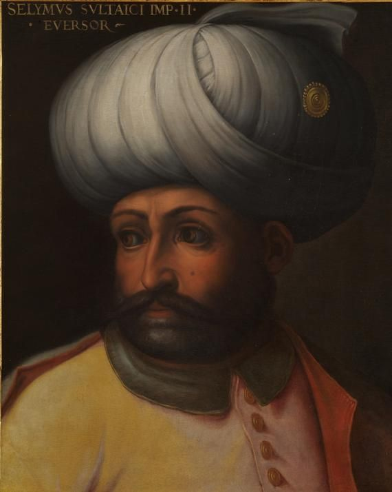The war, the pre-eminent episode of Sultan Selim II's reign, began with the Ottoman invasion of the Venetian-held island of Cyprus. .