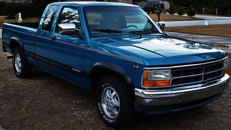 E D C F Bf Bd D B on 1998 Dodge Dakota Extended Cab