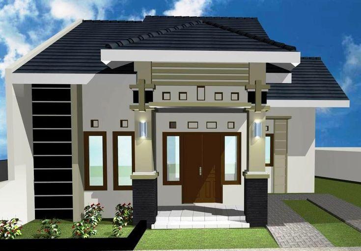 Desain Rumah Modern Terbaru 2018 pada Imut Desain Rumah ...