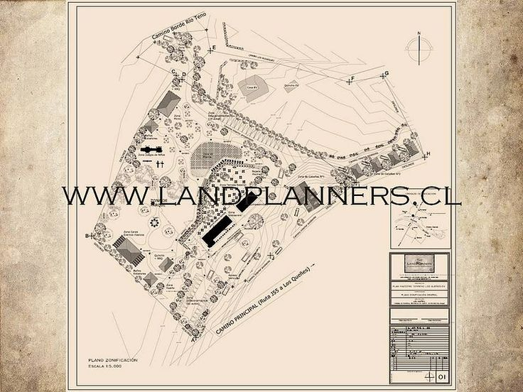The Land Planners | PROYECTOS