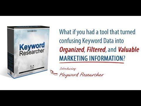 Keyword Researcher 📝🌐