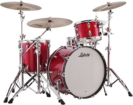 Ludwig Classic Maple 3-Piece Pro Beat Shell Pack with 24 in. Bass Drum Red Sparkle    Cheap Drum Sets  Drum Pad  Snare Drum  Drum Set Price  Used Drum Sets  Cheap Drum Kits  Roland Drums  Junior Drum Set  Yamaha Drums  Acoustic Drum Set  Yamaha Drum Set  Pearl Drum Kit  Kids Drum Kit  Toddler Drum Set  Used Drums For Sale  Childrens Drum Set  Roland Drum Set