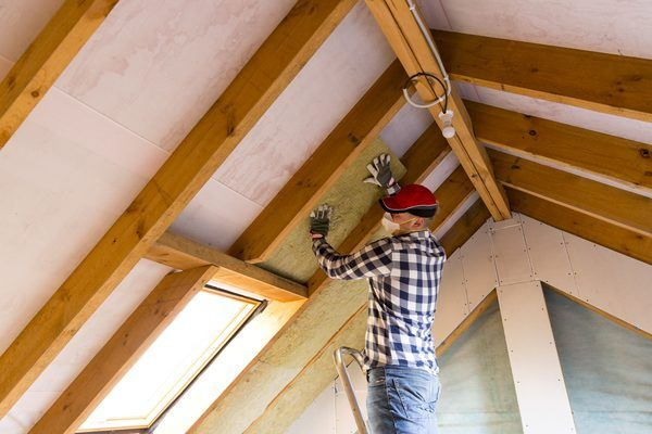 What Is The Cost To Turn An Attic Into A Living Space With A Raised Roof Attic Insulation Foam Insulation Insulation