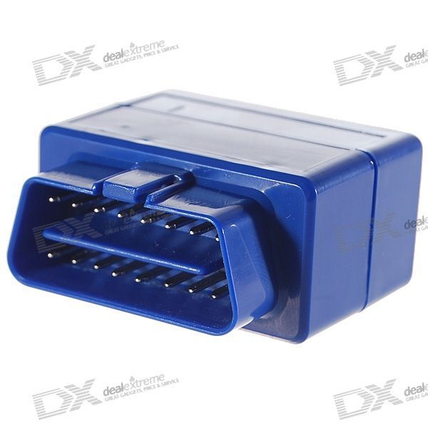 ELM327 v1.5b Bluetooth OBD-II Wireless Transceiver Dongle