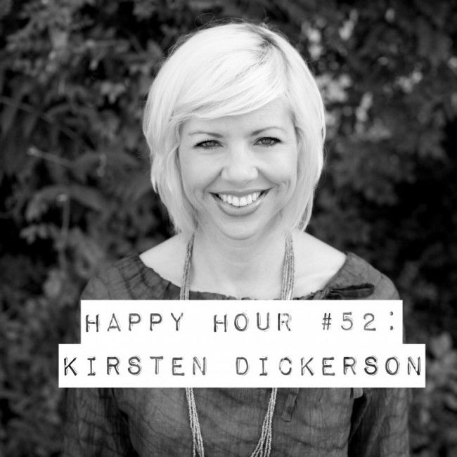 Happy Hour #52 is with Kirsten Dickerson.  Before starting Raven + Lily, Kirsten's career was divided by her passions for social justice and fashion. She spent 15 years doing both styling work in the film industry and working alongside global non-profits. Kirsten has traveled extensively to over 30 countries, starting with her studies in Africa and then living in Estonia shortly after the Soviet Union dissolved