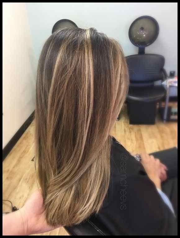 Neue Haarschnitt Fur Herbst 2018 Langes Haar Madame Friisuren