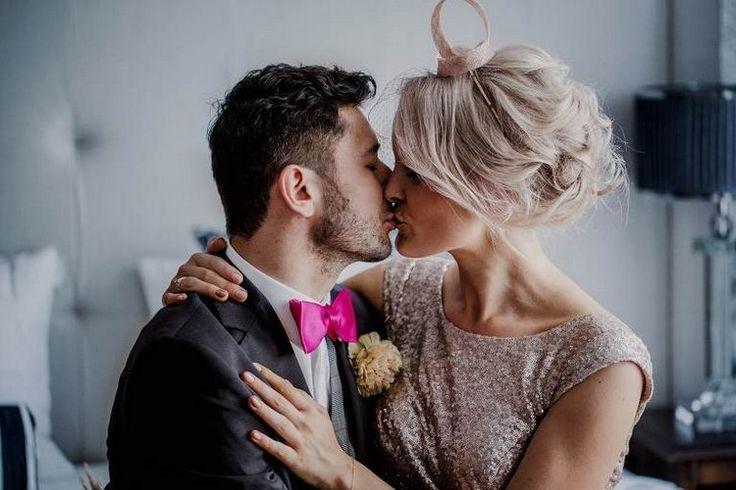 Oryginalny ślub cywilny - Madzia i Michał - ślub w plenerze w Rezydencja Luxury Hotel. FOTODZIWAKI