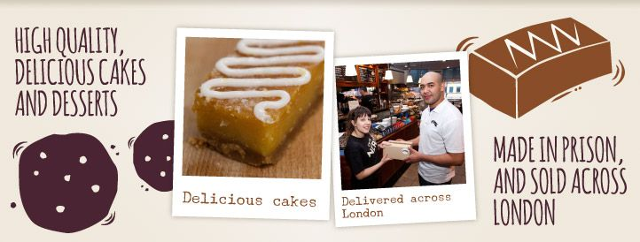 Bad Boy bakery - Ex offenders working