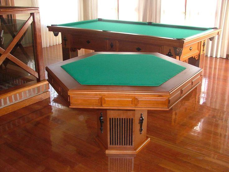 mesa de poker hexagonal chica mesas de juego pinterest men cave. Black Bedroom Furniture Sets. Home Design Ideas