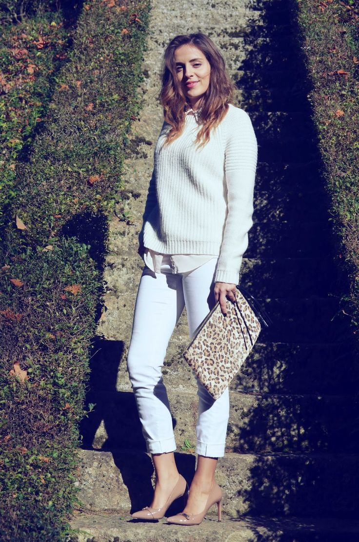 Le Trendy Charm: WHITE WINTER - WHY NOT?