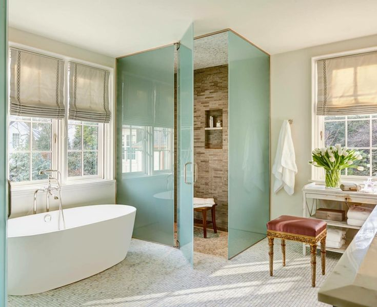The 25 Best Transitional Steam Showers Ideas On Pinterest