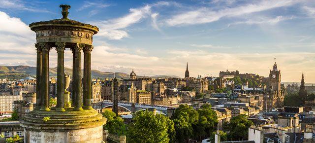 Günstig: Flugschnäppchen nach Edinburgh: Hin- und Rückflug ab 40€ pro Person - http://tropando.de/?p=5424