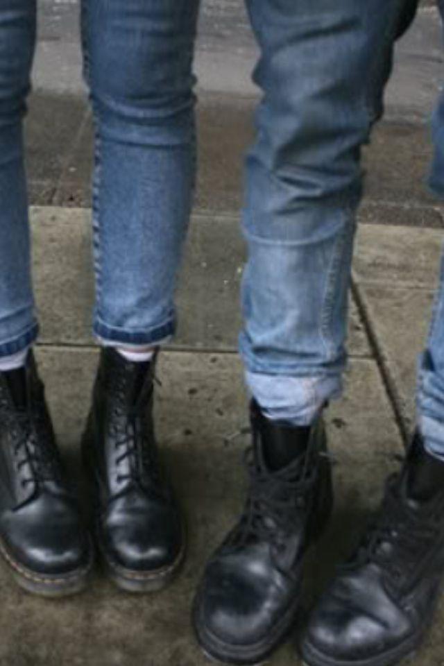 Jeans & doc martins