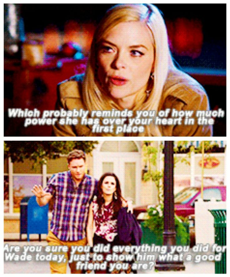 Hart of Dixie - Lemon, Zoe & George #3.20 #Season3