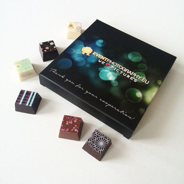Custom Chocolate - Levande Chocolate Eventphotography.eu