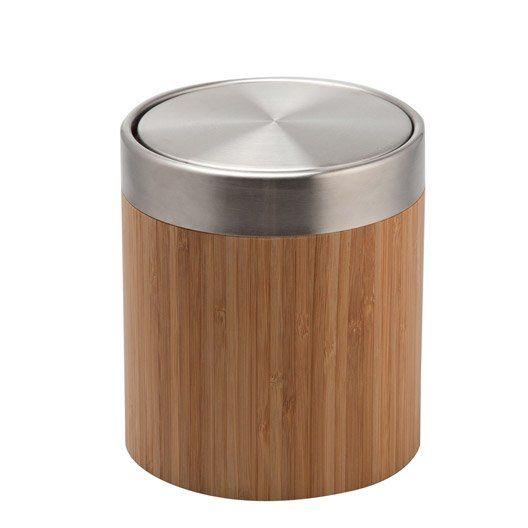 17 beste idee n over poubelle salle de bain op pinterest - Petite poubelle salle de bain ...