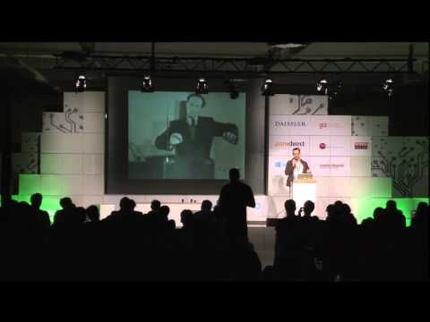 re:publica 2013 - Peter Kirn: How music can predict the human/machine future - YouTube
