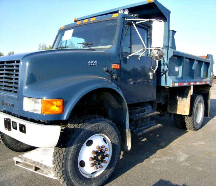 Get a good deal on a 2002 International 4700 4x4 5 ton ...