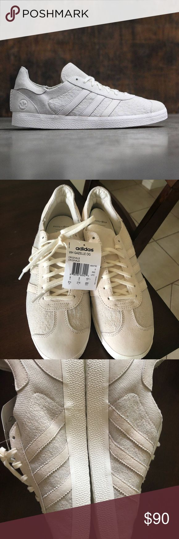 Adidas wings + horns sz 9.5 Gazelle Brand New with tags No Box adidas Shoes Sneakers
