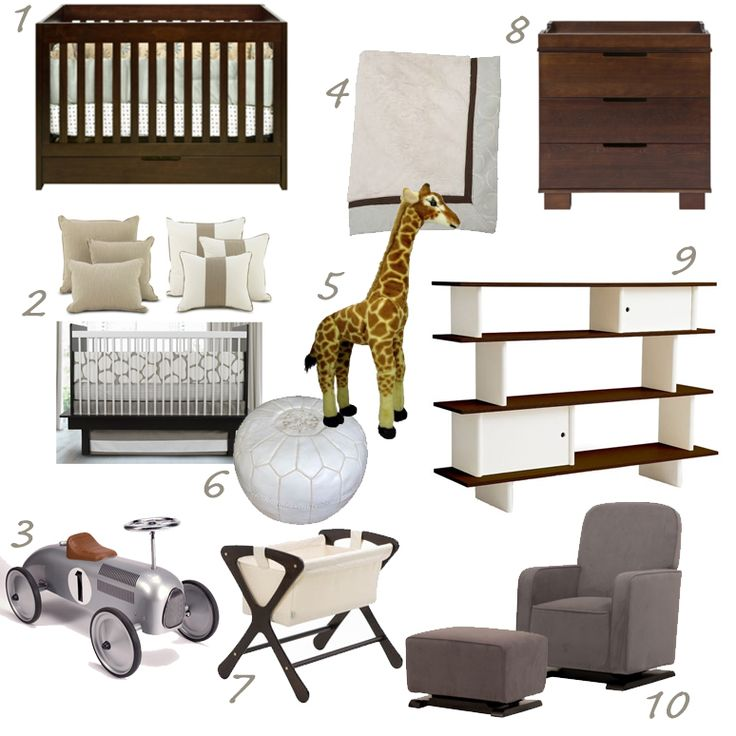 Rich or Reasonable: Rachel Zoe's Nursery Style For Less