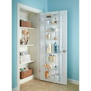 Best Closetmaid 8 Tier Over The Door Adjustable Wire Rack 640 x 480