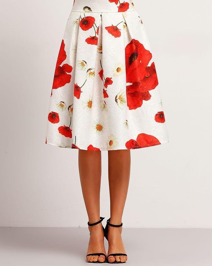 cf60e8e6d Falda de tablas encontradas 😍 #aprenderacoser #costura | Gonak en ...