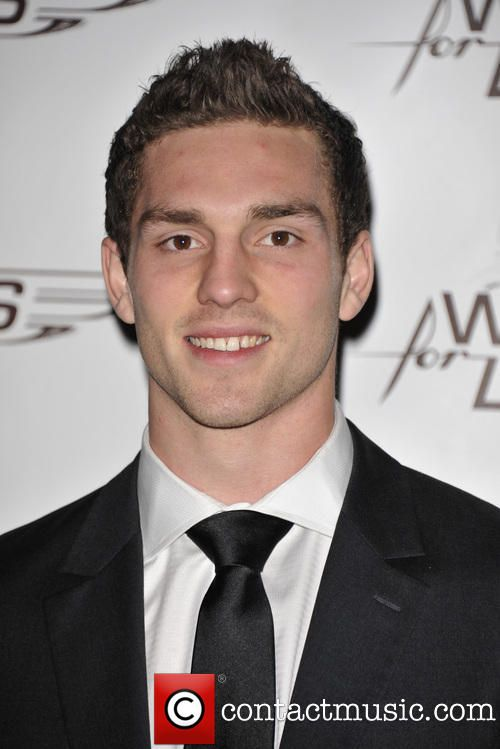 George North - Welsh Rugby Player