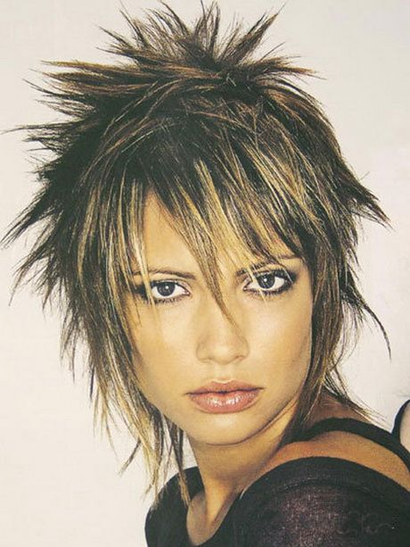 how to style spiky hair for women spiky hairstyles for hair amp that i 9233 | e932c5af135a442975a05fe38de29f4c edgy hair funky hair