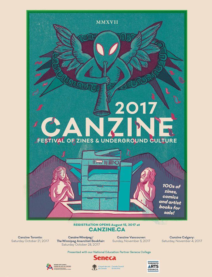 Broken Pencil Magazine » Canzine Toronto 2017