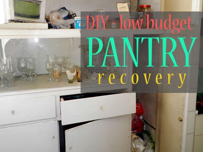 Pi#7 Kitchen Pantry