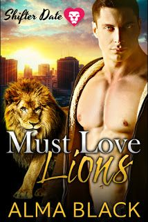 WiLoveBooks: Review: Must Love Lions by Alma Black