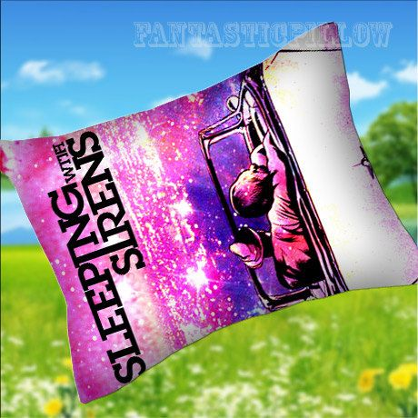 Sleeping With Sirens Cover Album Pillow Case By FANTASTICPILLOW, $15.00. Emo  BedroomDream BedroomIndie RoomRoom DecorationsBedroom ...