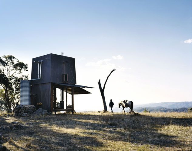 incredible photos by mikkel vang: Cabin, Tiny House, Permanent Camping, Casey Brown, Mikkel Vang, Brown Architecture, Place, Vogue Living, Space