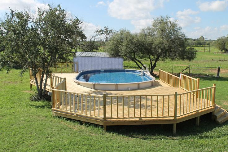 17 Best Images About Above Ground Pools On Pinterest
