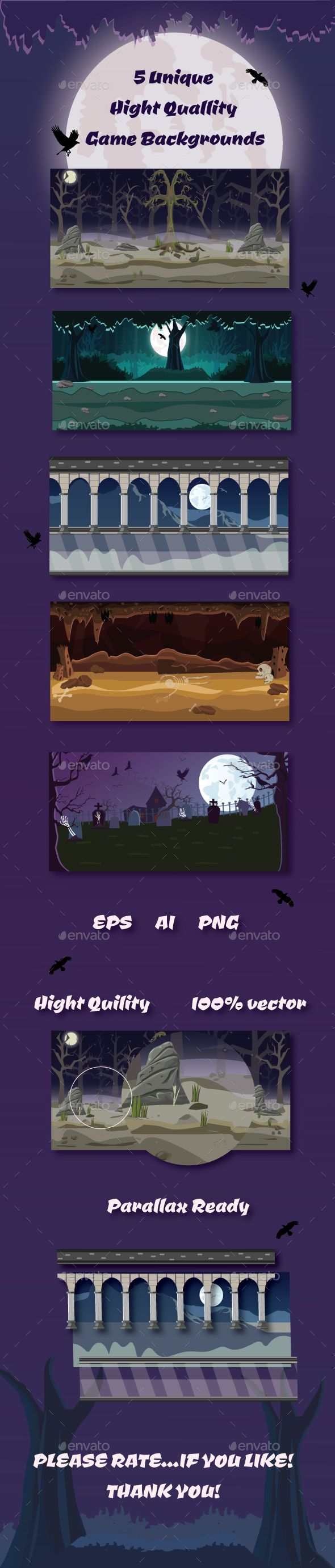 Horror Game Background Pack Download here: https://graphicriver.net/item/horror-game-background-pack/14867189?ref=KlitVogli