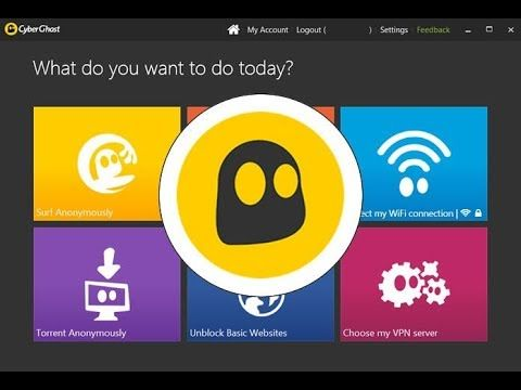 CyberGhost VPN 6 5 0 Crack 100% working Free for Life time