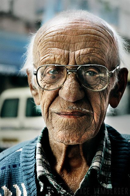 Israel, Old man, glasses, lines of life, wrinckles, beauty, expression, a face with many stories to tell, portrait, photo