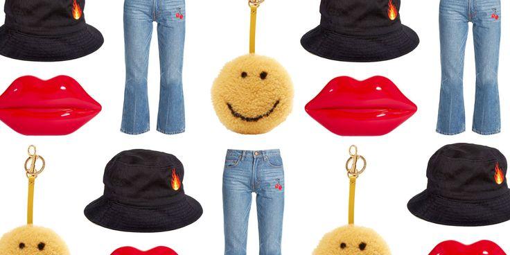 15 Surprisingly Chic Ways To Celebrate World Emoji Day  http://www.elle.com/fashion/shopping/g30136/cute-emoji-outfits/