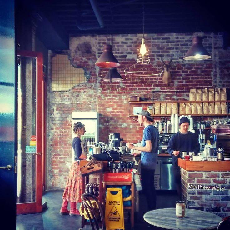 One Penny Black cafe Newcastle NSW - Photo by Matthew Ward