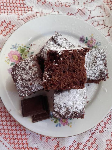Céklás csokikocka