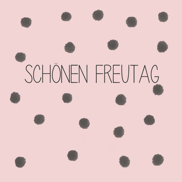 Freitag = Freutag